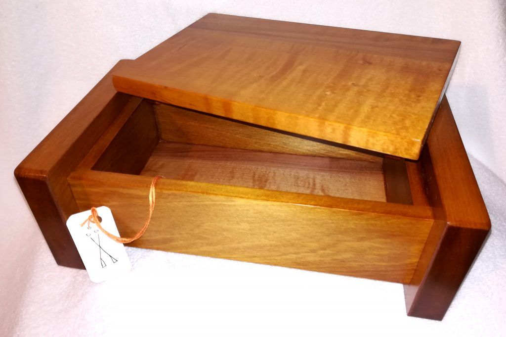 Keepsake Box Open
